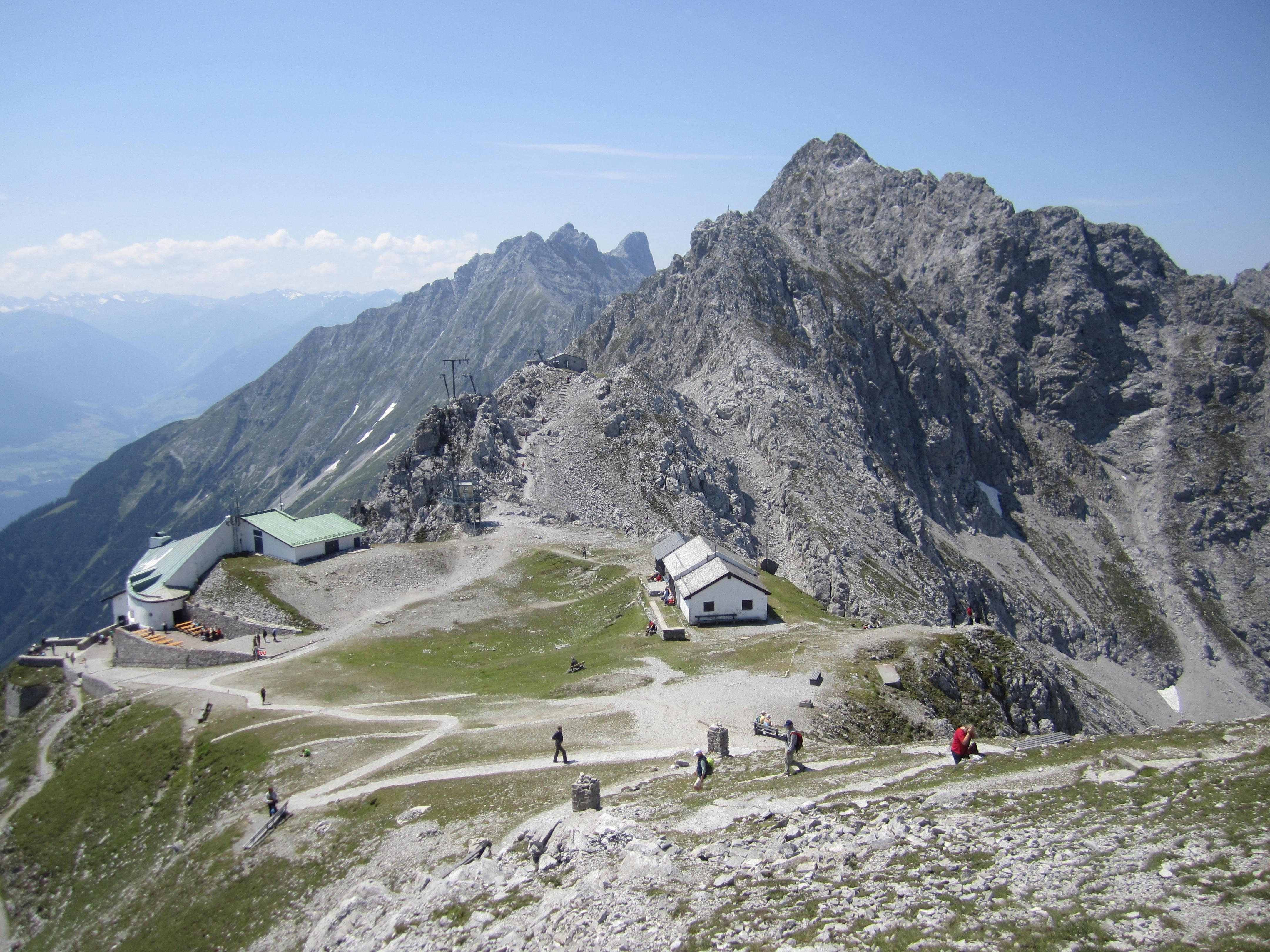 Hafelekar, Innsbruck | Full Aperture