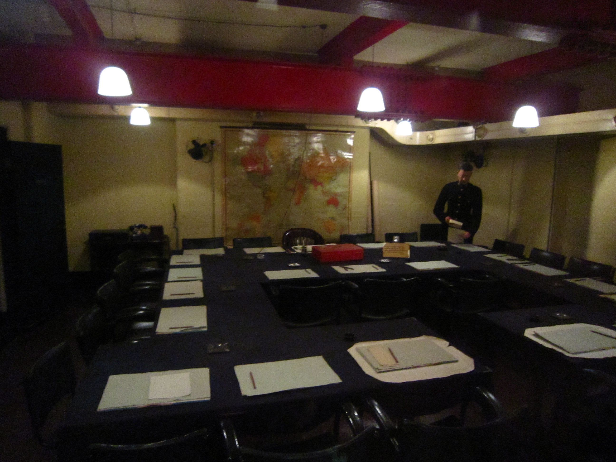 Westminster abbey and churchill war rooms full aperture - Churchill war cabinet rooms ...